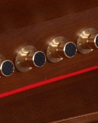 Brass toe-pistons