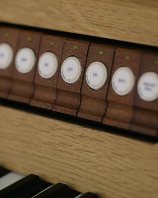 Wooden rocker tabs (from 32 to 46)